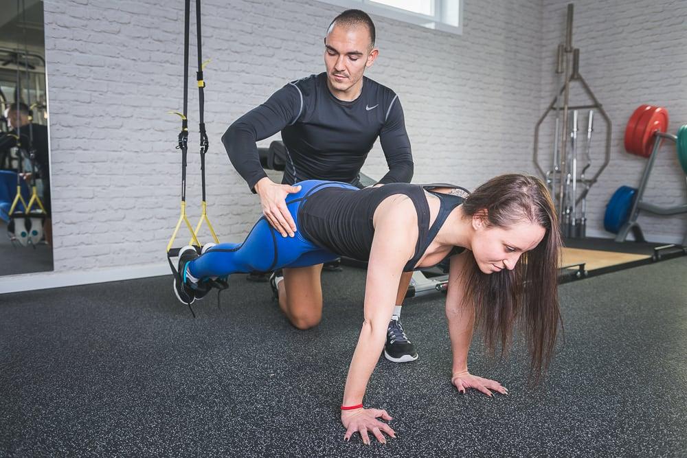 Fyzioterapeut Miro Laluha